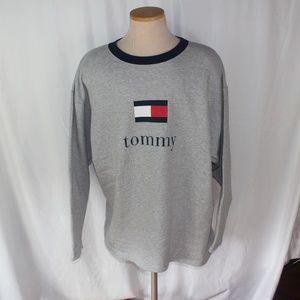 Vintage Tommy Hilfiger Flag Sweater